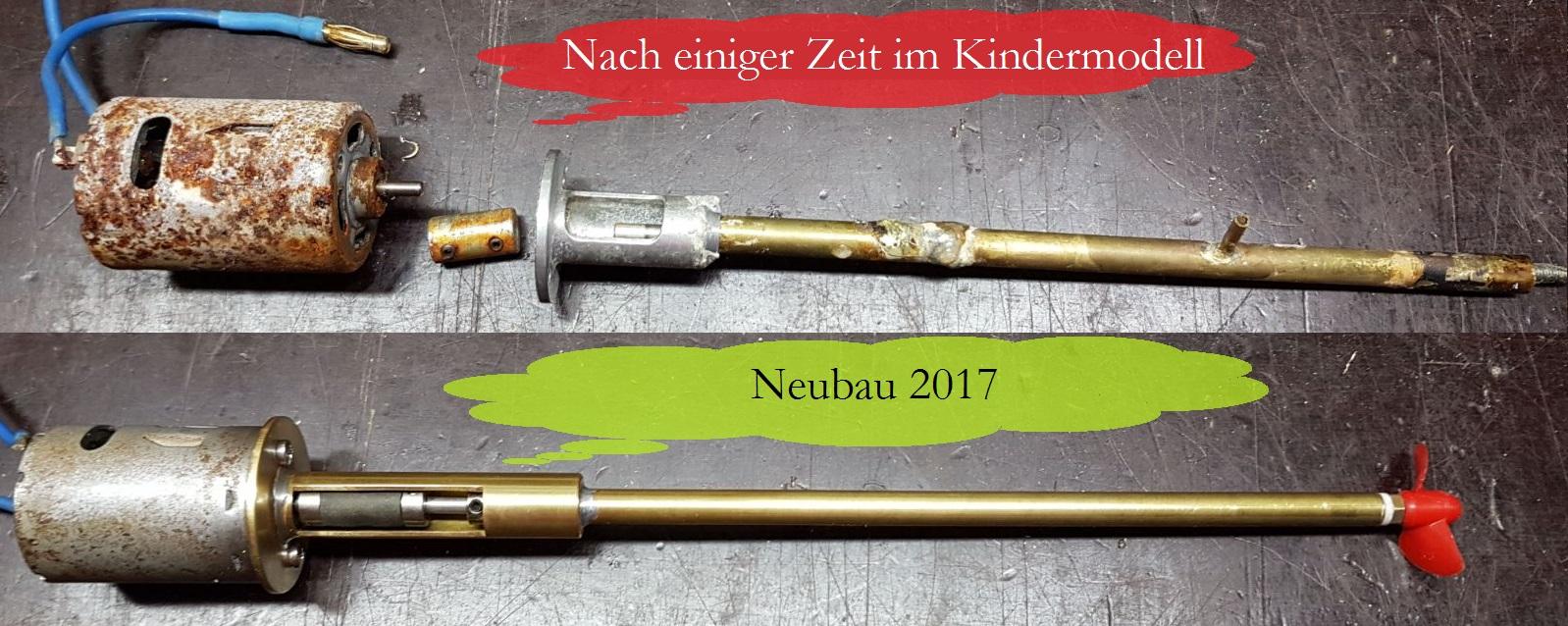 Neuer Antriebe 2017