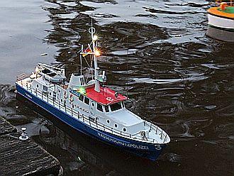 """Polizeiboot """"WS 3"""""""