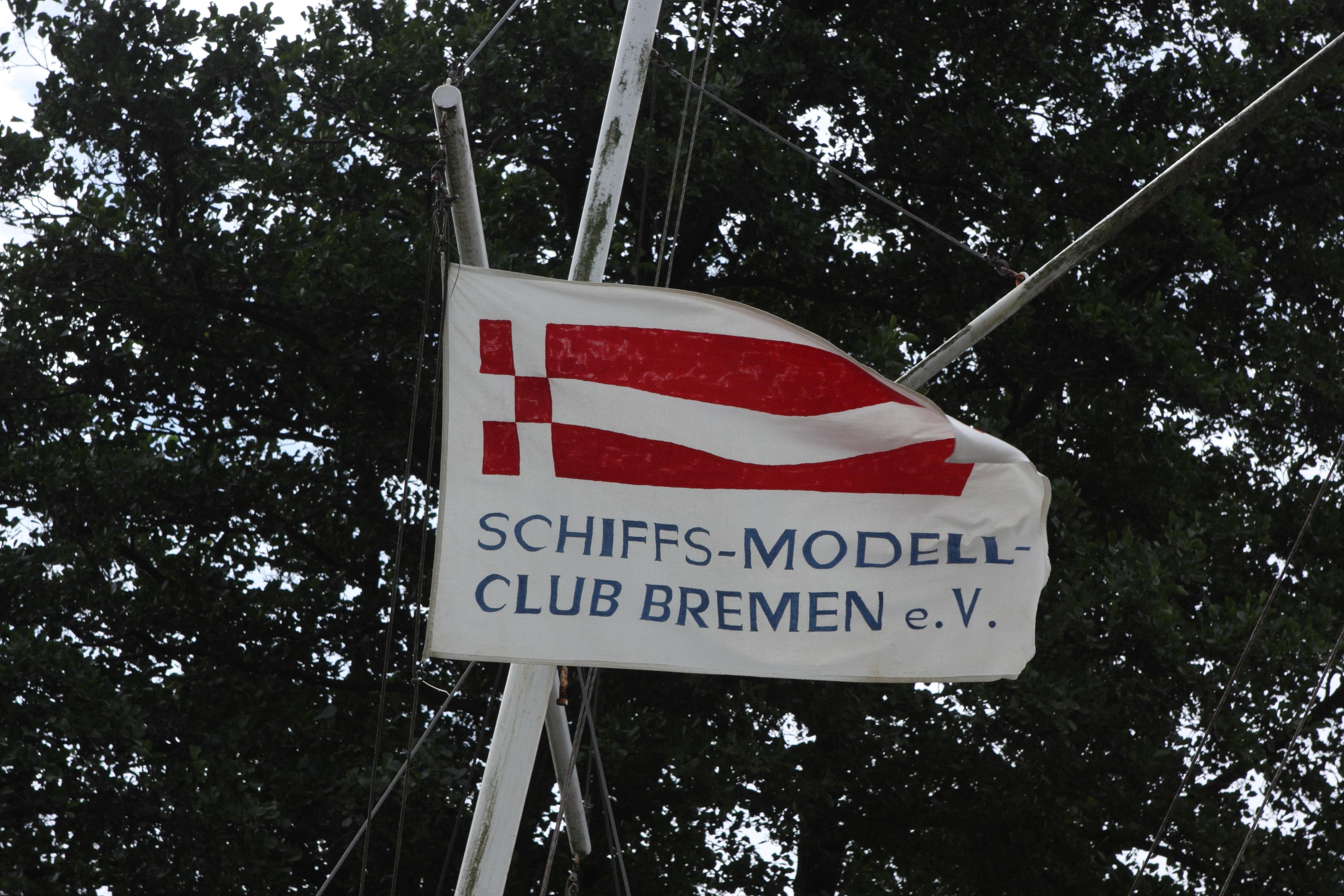 Flagge des SMC Bremen
