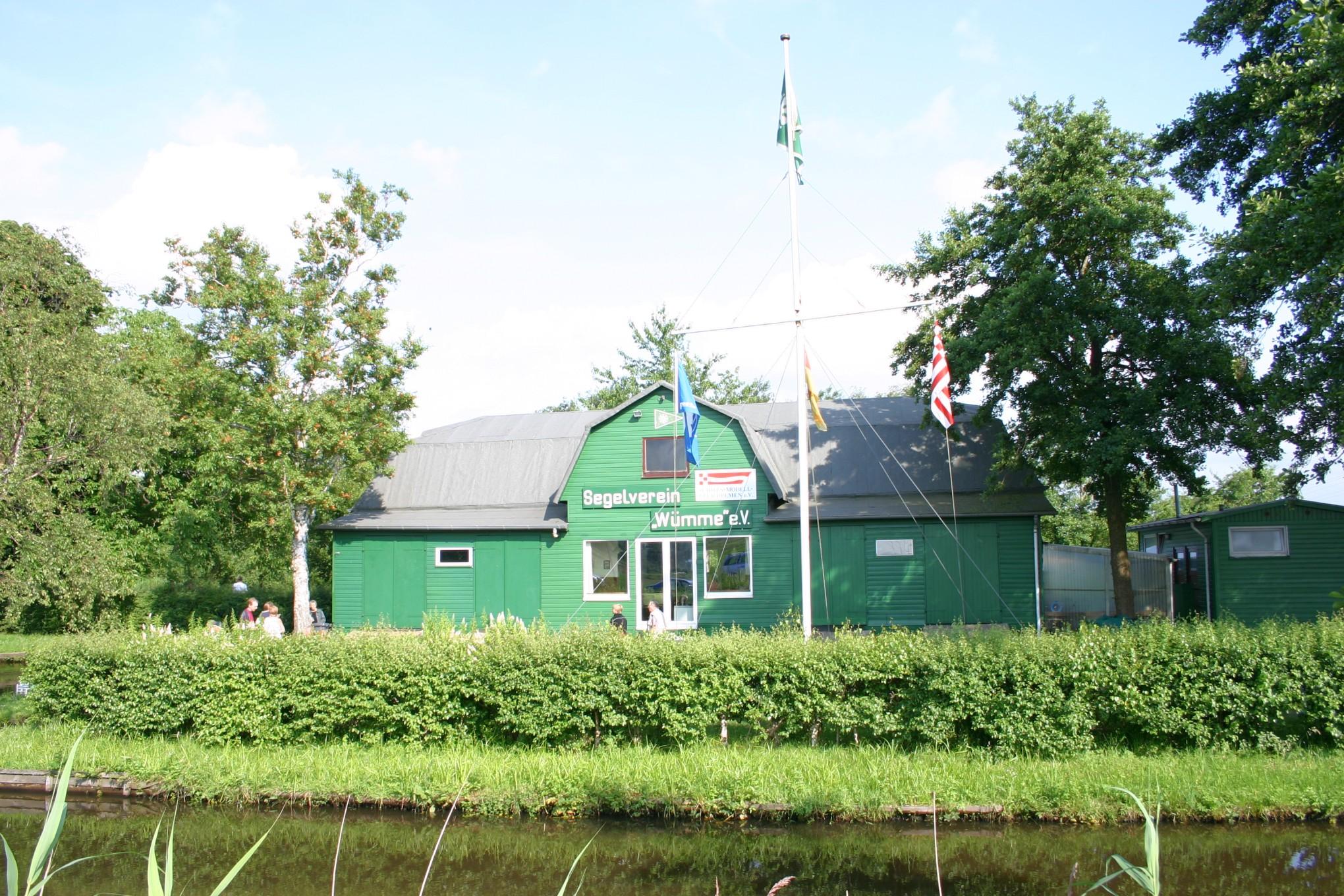 Vereinsheim am Kuhgrabenweg